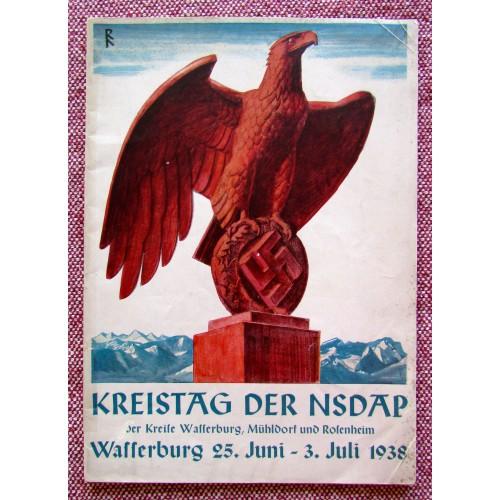 Kreistag der NSDAP Program # 5761