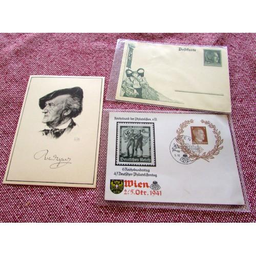 3 Postcards # 5769