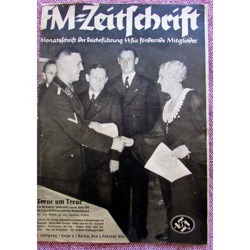 FM Zeitschrift Magazine # 5782