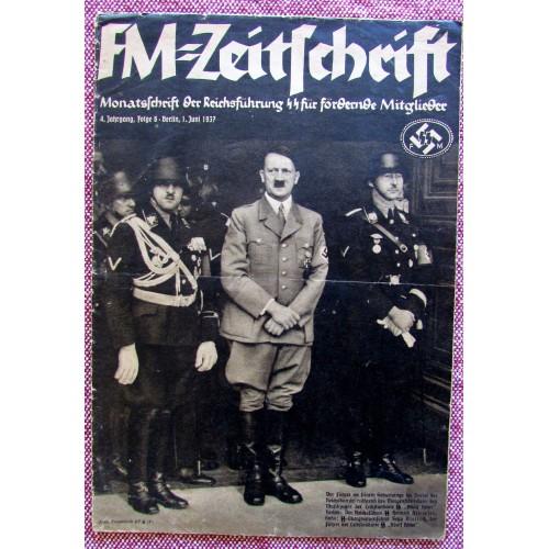 FM Zeitschrift Magazine # 5783