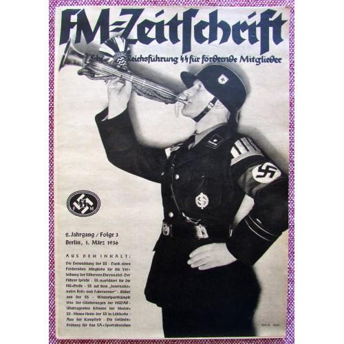 FM Zeitschrift Magazine # 5784