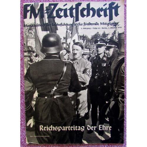 FM Zeitschrift Magazine # 5786