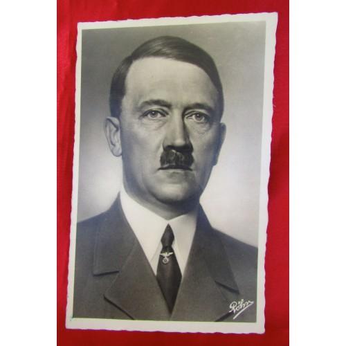 Hitler Röhr Postcard # 5789