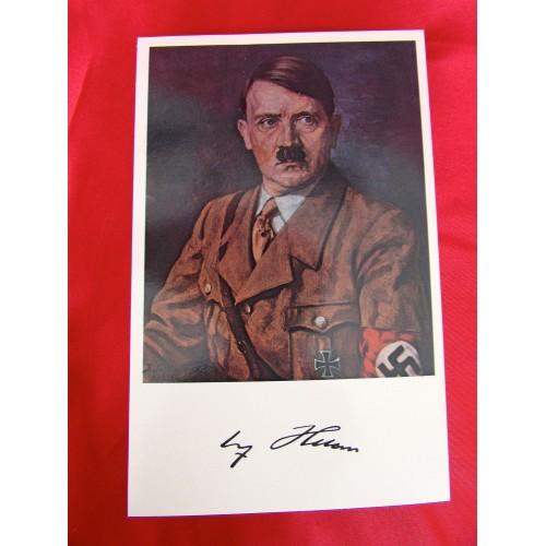 Der Führer Postcard # 5795