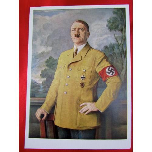 Hitler Hoffmann Postcard  # 5806