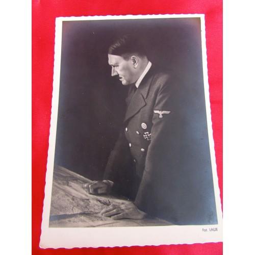 Adolf Hitler Postcard  # 5807