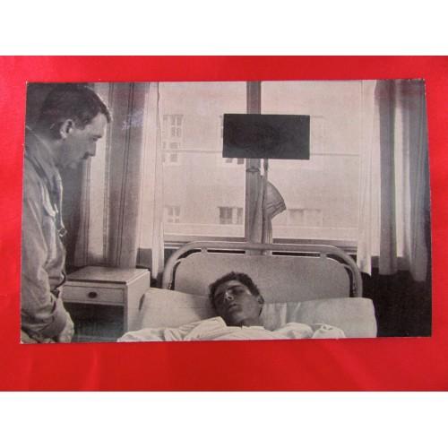 Hitler Postcard  # 5812