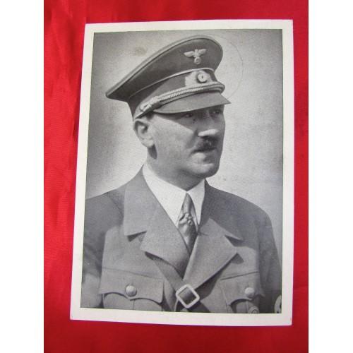 Hitler Postcard # 5820