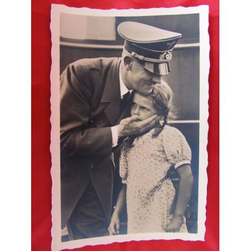 Hitler Hoffmann Postcard # 5827