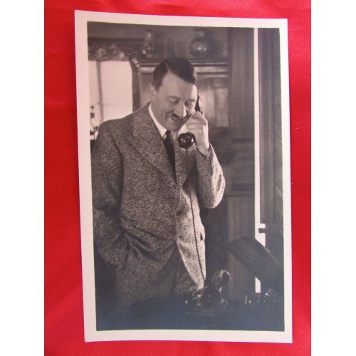 Hitler Postcard # 5833