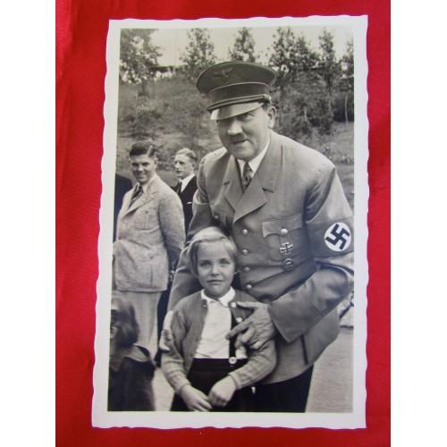 Adolf Hitler Postcard # 5834