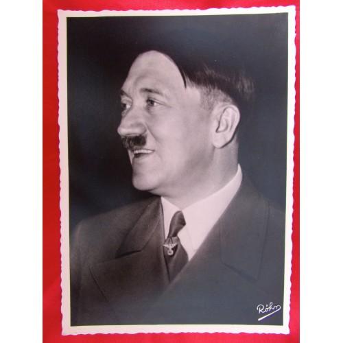 Hitler Röhr Postcard # 5838