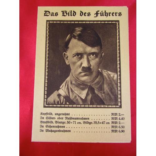 Das Bild des Führers Booklet # 5842