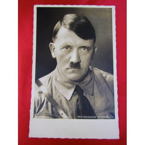 Reichskanzler Adolf Hitler Postcard # 5844