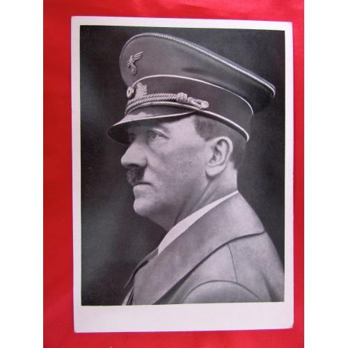 Adolf Hitler Postcard # 5851