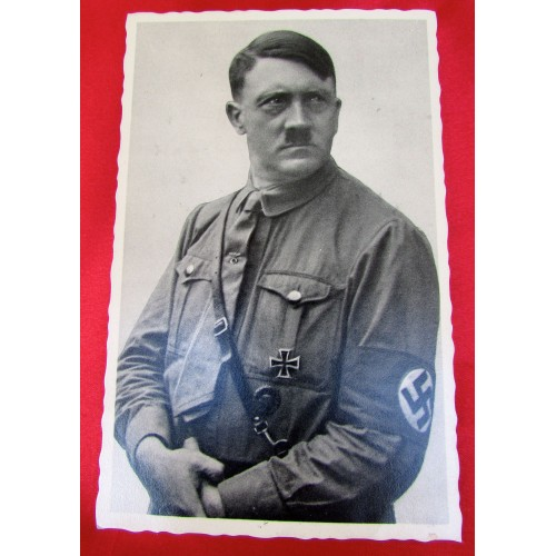 Adolf Hitler Postcard # 5858