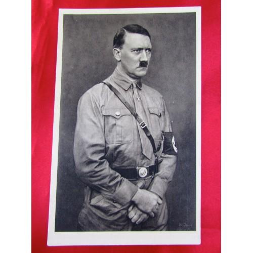 Adolf Hitler Postcard # 5861