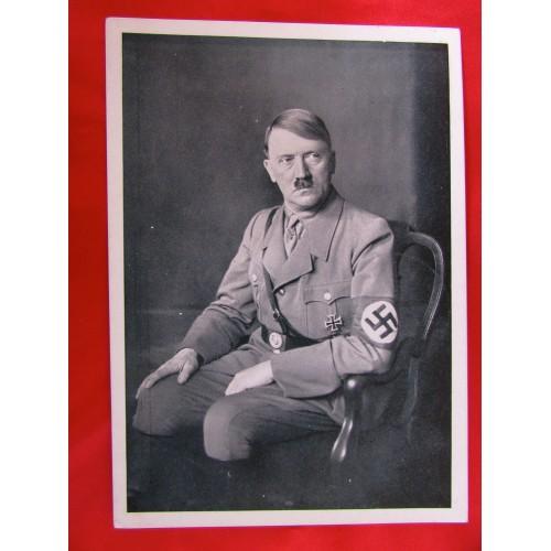 Hitler Hoffmann Postcard # 5864