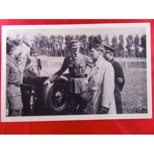 Hitler Streicher Postcard # 5867