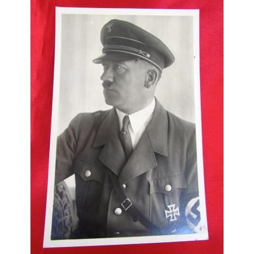 Hoffmann Postcard of Hitler # 5876