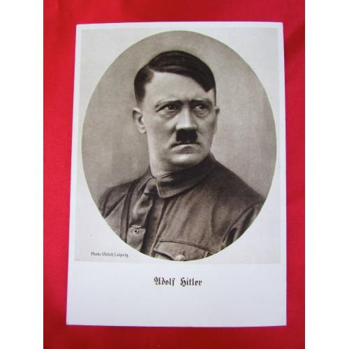 Adolf Hitler Postcard # 5886