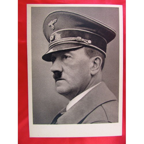 Adolf Hitler Postcard # 5888