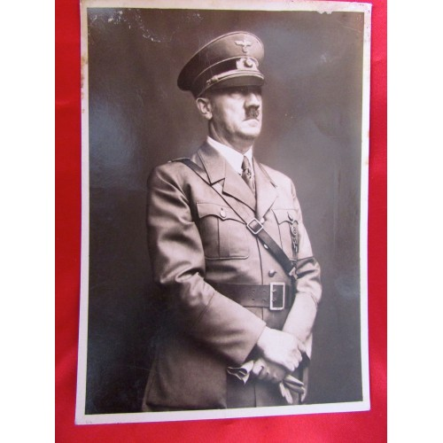 Adolf Hitler Postcard # 5902