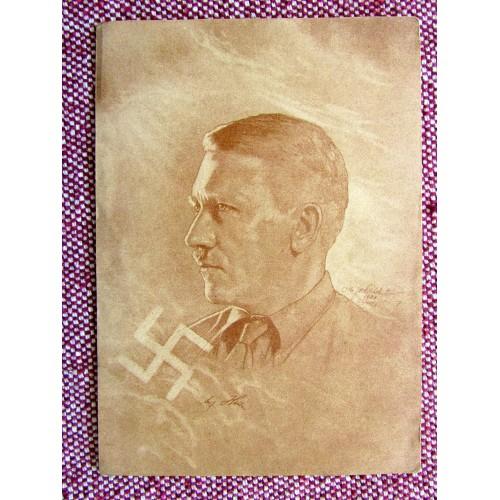 Hitler Postcard # 5933