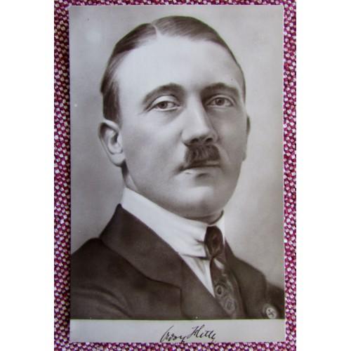 Adolf Hitler Postcard # 5934