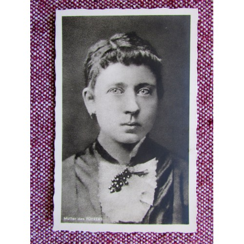Mutter des Führer Postcard # 5940