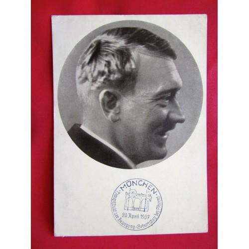 Manner der Zeit Nr. 17 Postcard # 5993