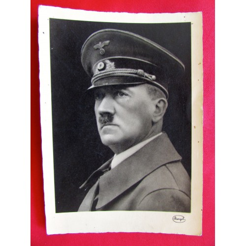 Hitler Postcard # 6000
