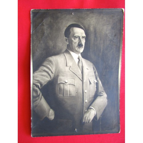 Hitler Portrait  # 6003