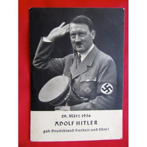 Adolf Hitler Portrait # 6011