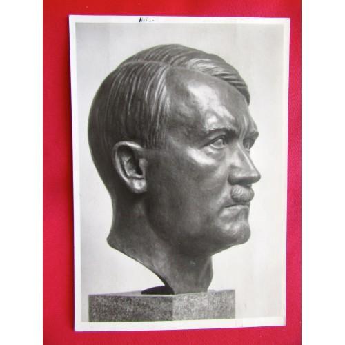 Prof. Hans Haffenrichter: Der Führer Postcard # 6020