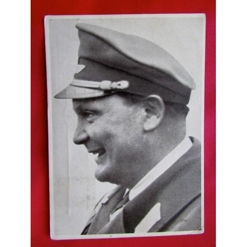 Männer der Zeit Nr. 55 Göring Postcard # 6022