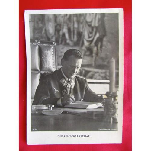 Der Reichsmarschall Postcard # 6027