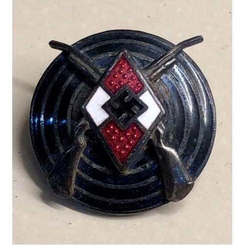 HJ Shooting Badge # 6041