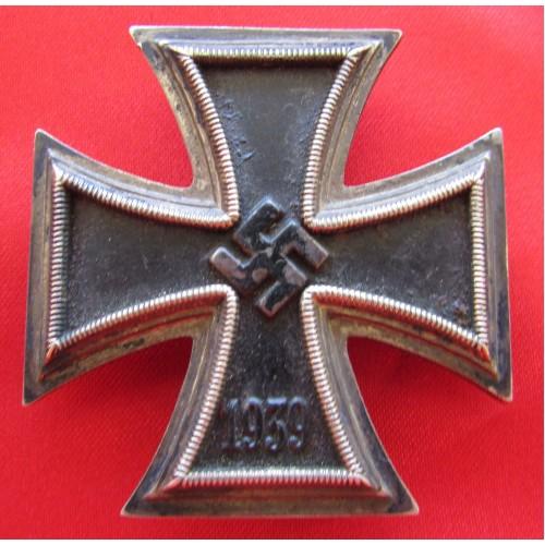 Iron Cross 1st Class # 6051