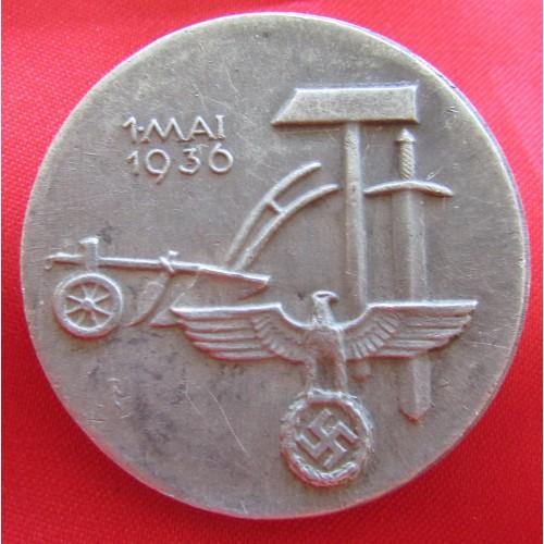 NSDAP Tag der Arbeit 1.Mai 1936 # 6057