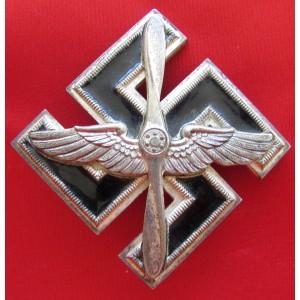 SA/SS/DLV Flieger Pilot's Badge # 6072