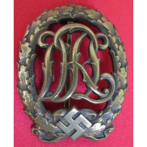 DRL Sports Badge in Bronze # 6078