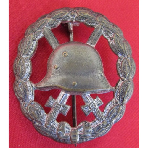 WWI Silver Wound Badge # 6089