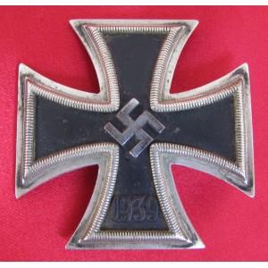 Iron Cross 1st Class # 6099