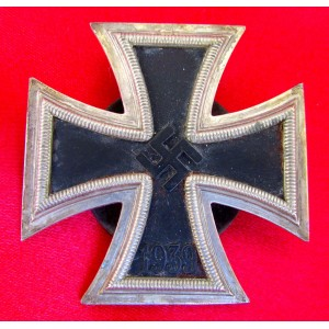 Iron Cross 1st Class # 6100