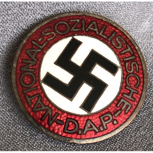NSDAP Membership Badge # 6109