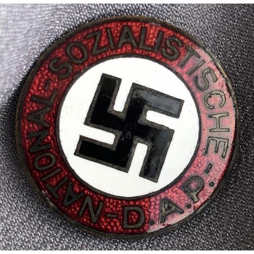 NSDAP Membership Badge # 6110