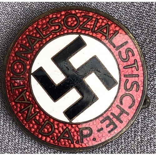 NSDAP Membership Badge # 6112