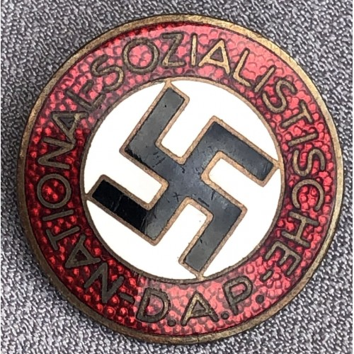 NSDAP Membership Badge # 6113