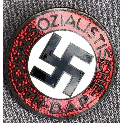 NSDAP Membership Badge # 6114
